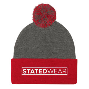 Sportsman SP15 Pom Pom Knit Cap
